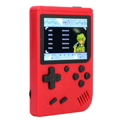ALLOYSEED Retro Video Game Console 3 inch Screen 8 Bit Mini Pocket Handheld Gaming Player Built-in 400 Classic Games Kids Gifts