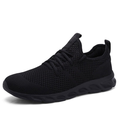 Men Light Running Shoes Plug 48 Breathable Lace-up Jogging Shoes for Man 47 Sneakers Anti-Odor Men's Casual Shoes Drop Shipping