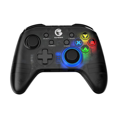 Pro Bluetooth Wireless Game Controller Dual Wireless Connection Gamepad for Nintendo Switch / iPhone / Android / PC
