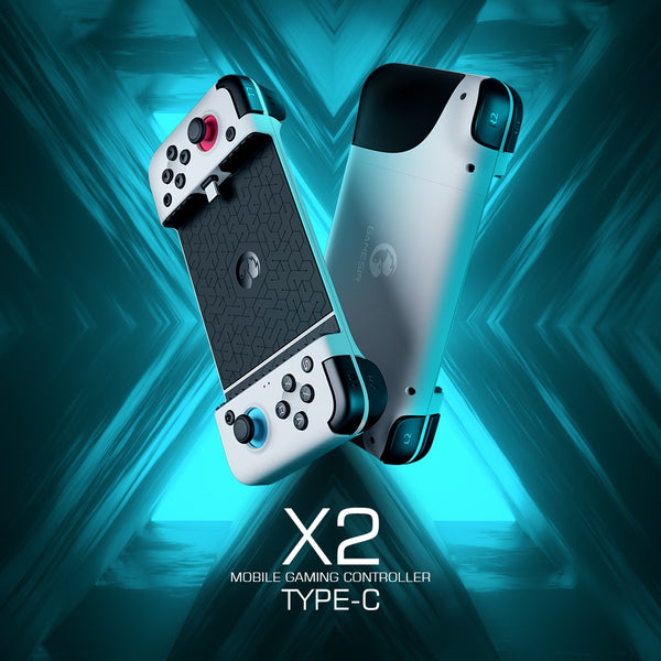 X2 Type-C Mobile Gamepad Gaming Controller e-Sports Joystick for Xbox Cloud Gaming, PlayStation Now, STADIA, GeForce Now