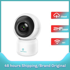 HMB03MQ 1080P IP Camera WiFi Wireless Surveillance Cam 2 Way Audio Night Vision Baby Pet Motion Detect Cloud Service