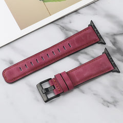 Leather Band Loop Strap For Apple Watch 6 SE 5 4 3 2 1 38mm 42mm Sports Leather Watch Band For Apple watch 40mm 44mm Bracelet