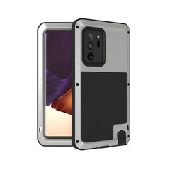 Aluminum Metal Case For Samsung Galaxy Note 20 Ultra Case Original Lovemei Shockproof Drop Heavy Duty Protection Doom Armor