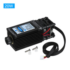 30W/40W Laser Module Laser Head 450nm Blue Lase for Laser Engraving Machine Wood Marking Cutting Tool Laser Engraving Machine