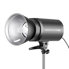 Flash Strobe Light Monolight 400W GN60 5600K with Modeling Lamp for  Studio Location Model Photography (S400N)EU/US Plug