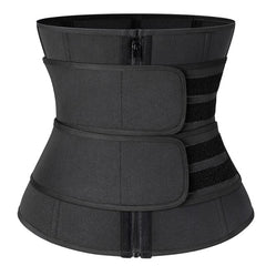 Men Waist Trainer Corsets Neoprene Sweat Fitness Girdle Abdominal Trimmer Belt Weight Loss Fat Burner Slimming Body Shaper