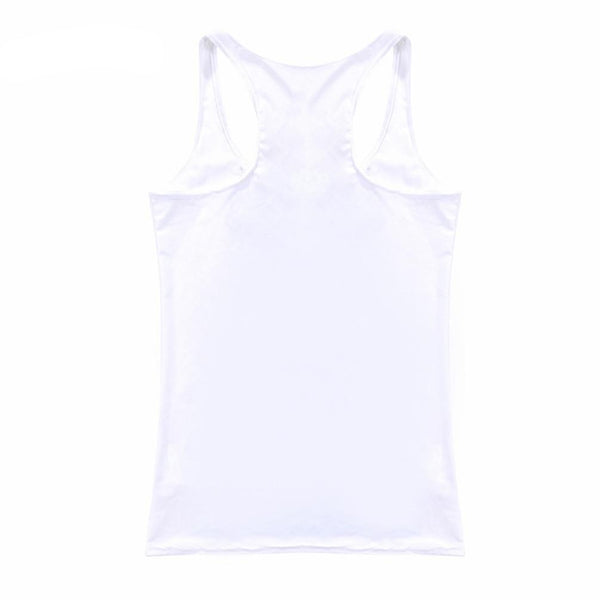 Summer styles Sexy New Hot Fashion women's Daisy Butterfly Skull digital print Round neck sleeveless Tank Camisole