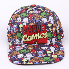 Marvel Comics The Avengers Men/Women Fashion Baseball Cap-Vimost Sports