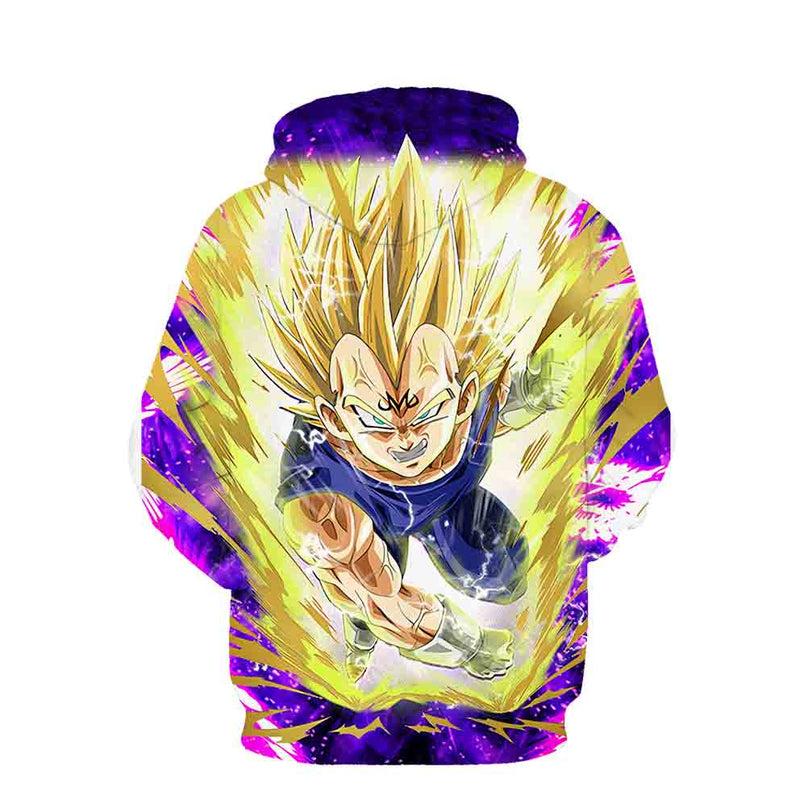 Neutral pocke Dragon Ball Z  3d sweatshirt anime hoodie long sleeve
