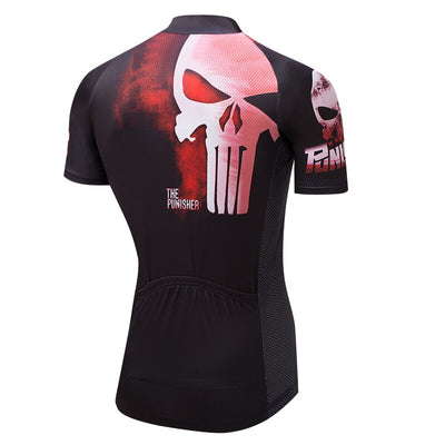 short-sleeved novelty clothing Ropa Cycling Jersey
