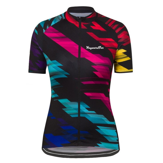 New women  MTB Bicycle outdoor Quick Dry  cycling wear