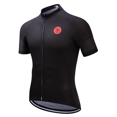 Mens Jersey Tops Racing Sport mtb Cycling Clothing-Vimost Sports