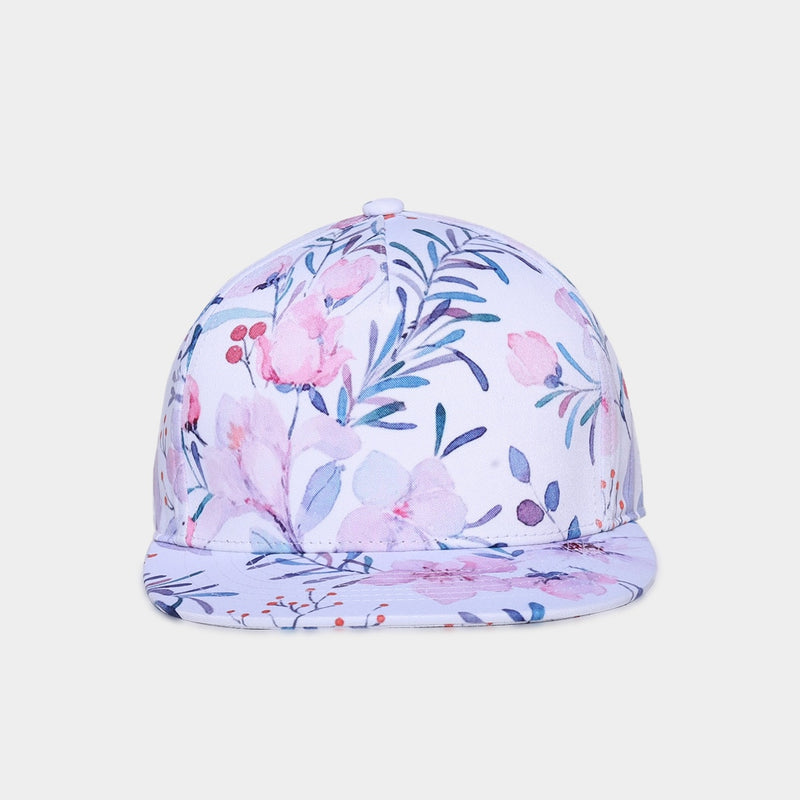 3D Printing  Small Fresh Flowers  Baseball Cap