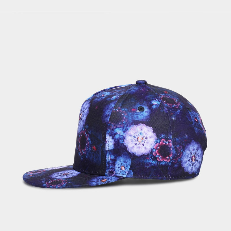Printing Men Women Couple Hip Hop Cap