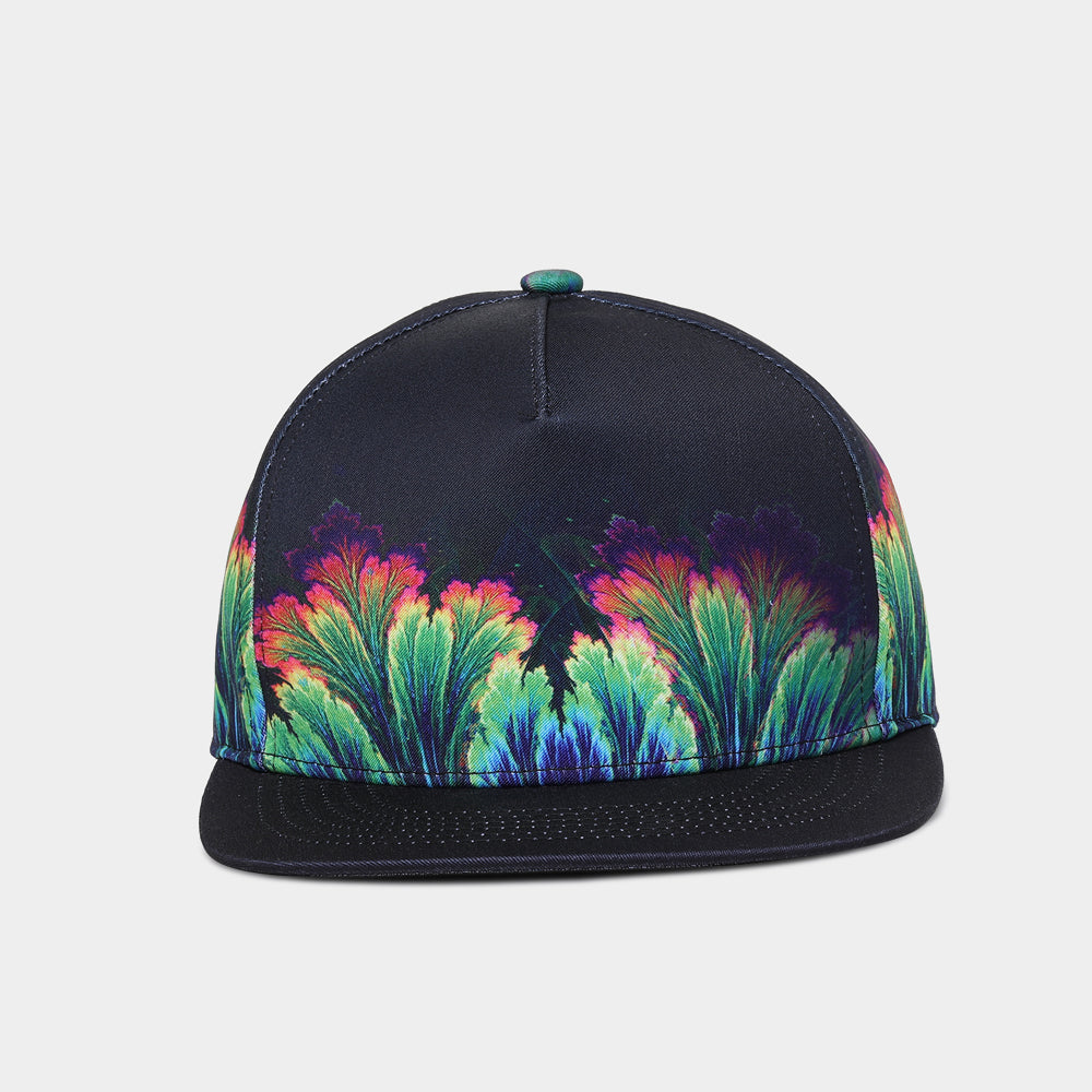 Chinese Style Hip Hop Cap Printing Color