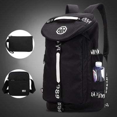 Large-capacity travel female shoulder bag sports fitness bag-Vimost Sports