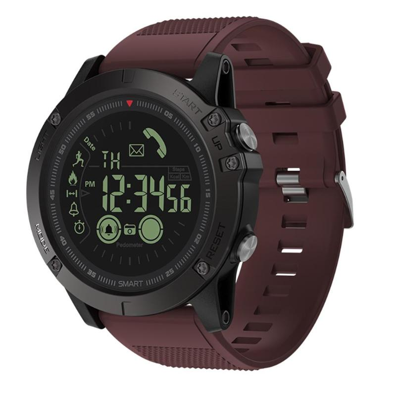 VIBE3 Flagship Rugged Bluetooth Smart Watch 33 month Standby Time 24h All-Weather Monitoring Smartwatch For Android IOS