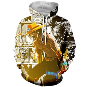 Plus size One Piece Skull Men Women 3D Hoodies Tops-Vimost Sports
