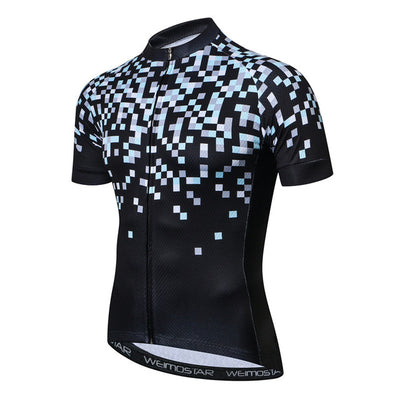 Summer Breathable Bicycle  Pro Team MTB Bike Jersey Wear-Vimost Sports