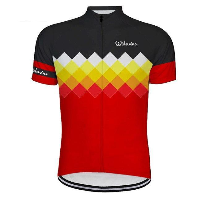 Germany Comfortable Outdoor quick dry cycling clothing