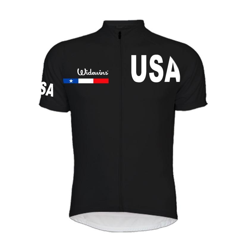 USA Comfortable Outdoor quick dry cycling clothing