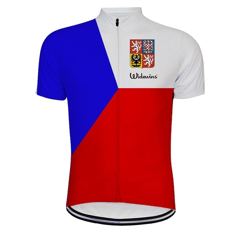 France pro team white bike clothing