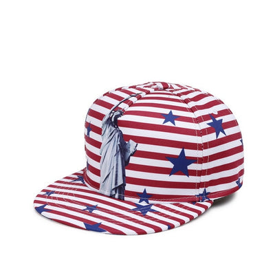 Hip Hop Multi Color Hat Cotton Men Women-Vimost Sports