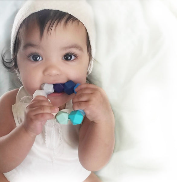 Ombré Geo Teether