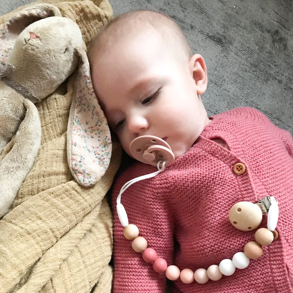 CUSTOM DESIGN Convertible Infant Teether (NOT PERSONALIZED)