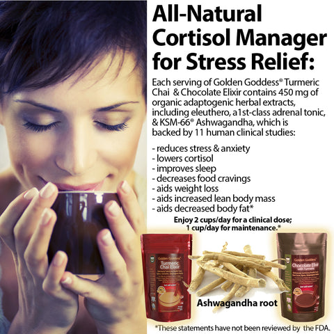 Spice Pharm Elixirs All-Natural Cortisol Manager fr Stress Relief