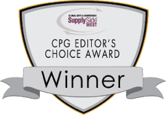 Golden Goddess Wins SSW-CPG Award