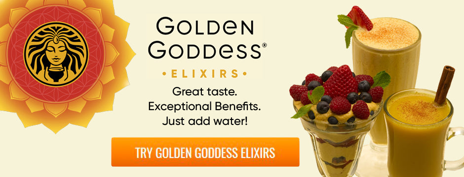 Try Golden Goddess Elixirs