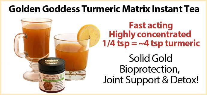 Golden Goddess® Matrix Instant Tea