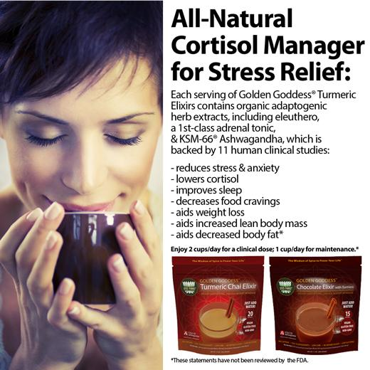 Buy Spice Elixirs to Manage Stress