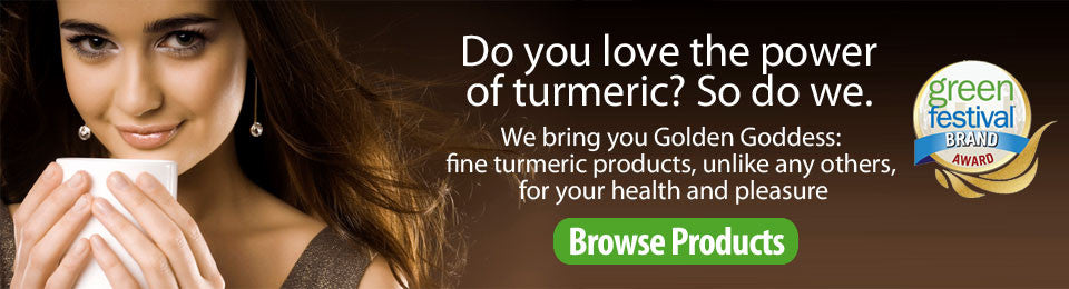 Golden Goddess® Turmeric Products