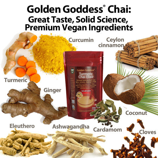 Buy Golden Goddess® Chai