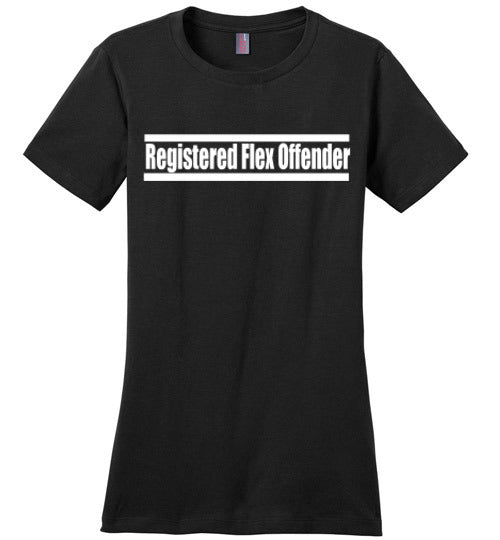 Registered Flex Offender T-Shirt