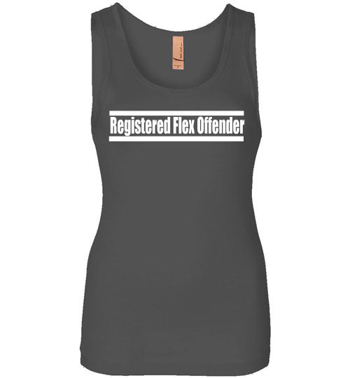 Registered Flex Offender Tank Top