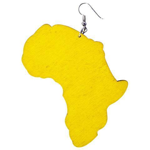 Africa Earrings - Marvel Hairs