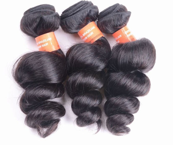 Brazilian Loose Wave - Marvel Hairs