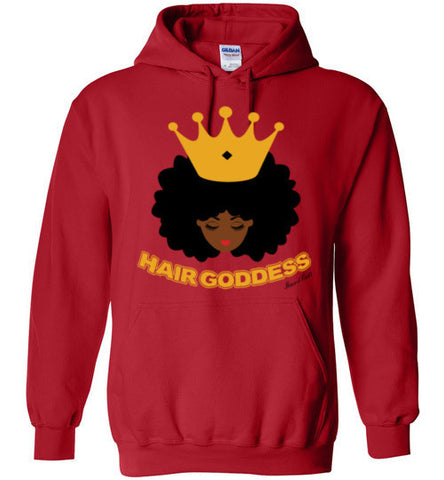 Hair Goddess 2nd Edition Hoodie-Shirts-Marvel Hairs