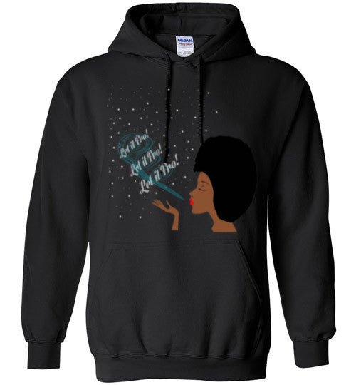 Let It Fro Hoodie - Marvel Hairs