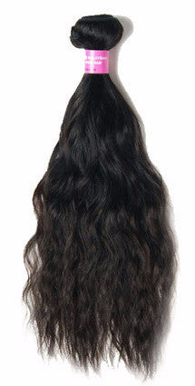 Malaysian Natural Wave - Marvel Hairs