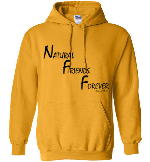 NFF: Natural Friends Forever Women's Hoodie - Marvel Hairs