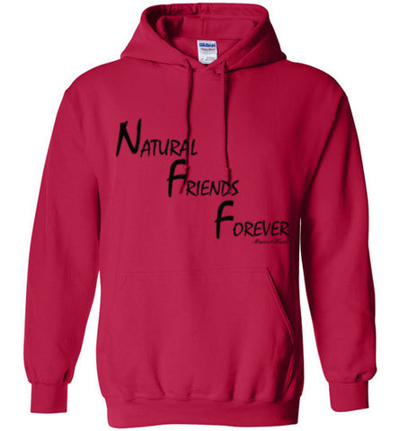 NFF: Natural Friends Forever Women's Hoodie-Shirts-Marvel Hairs
