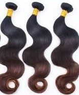 Ombre Hair Brazilian Body Wave - Marvel Hairs