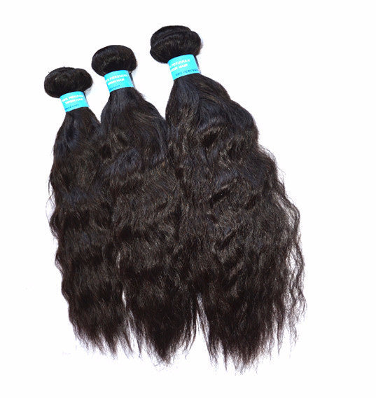 Peruvian Natural Wave - Marvel Hairs
