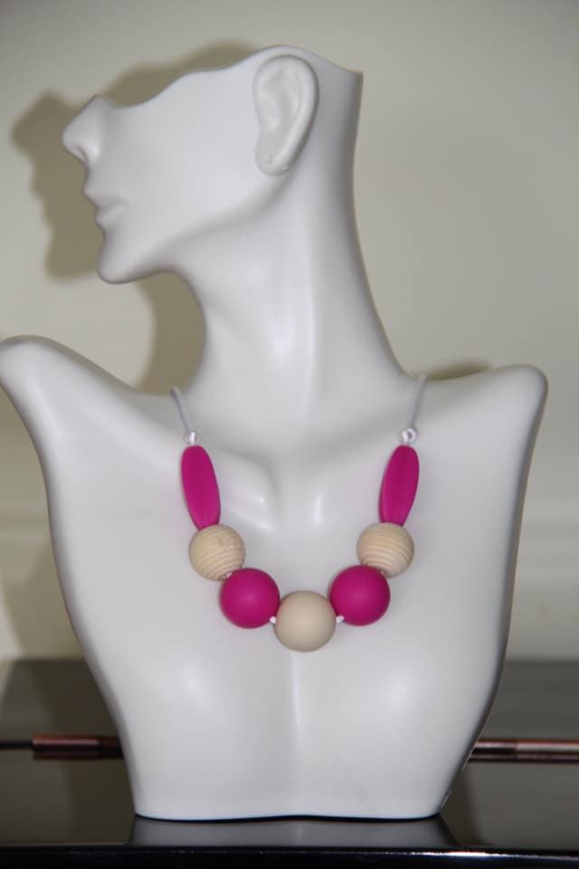 Love Pink - Chewy Necklaces