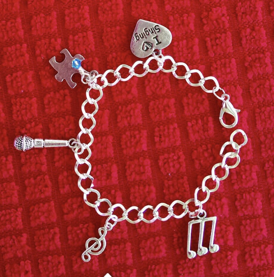 Music lovers bracelet