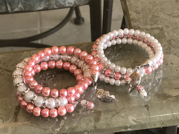 Bracelets (mother daughter)